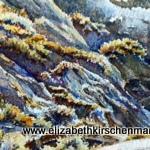 Elizabeth Kirschenman, Coulee Carvings 2, 2009