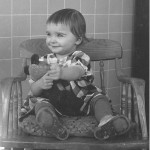 Betty Anderst 1953