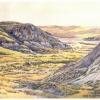Elizabeth Kirschenman, South Saskatchewan River Haze, card