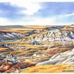 Elizabeth Kirschenman, Dinosaur Ridge 2, card