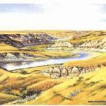 Elizabeth Kirschenman, Sacred Ground, card