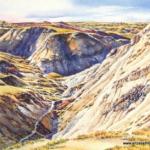 Elizabeth Kirschenman, Coulee Trail, card