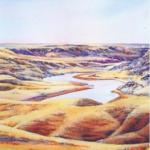 Elizabeth Kirschenman, From Pipeline Ridge, card