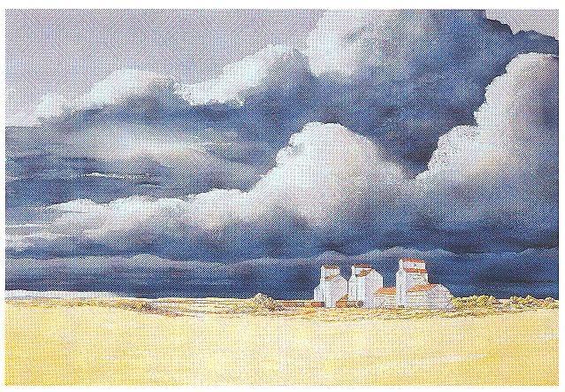 Elizabeth Kirschenman, Storm's Coming 4, card