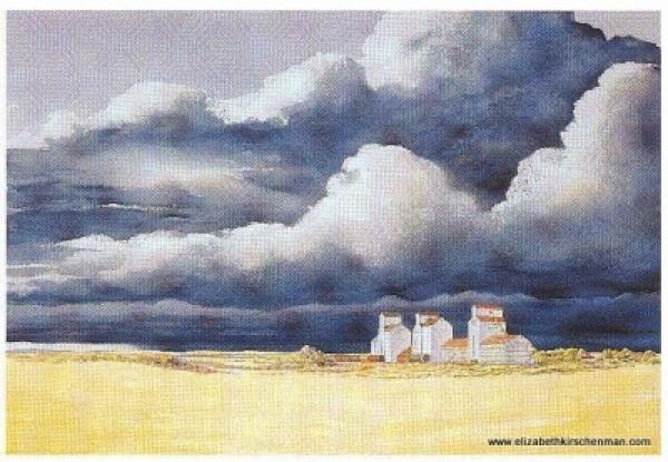Elizabeth Kirschenman, Storm\' Coming 4, card