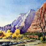 Elizabeth Kirschenman, Zion National Park 2, Utah, 2016