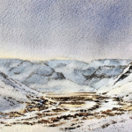 Sandy Point Snow 2, 2020
