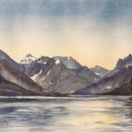 Waterton Lake, 2021