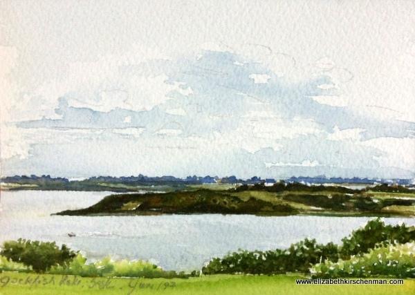 Jackfish Lake, Saskatchewan, 1997