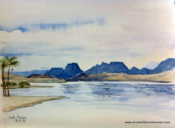 Lake Havesu, Arizona, 1999