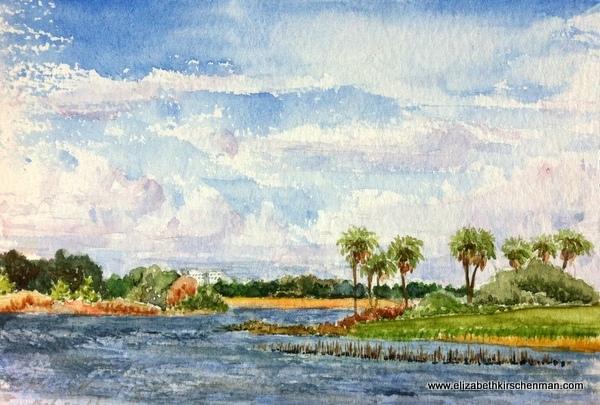 Sand Lake, Florida, 1995