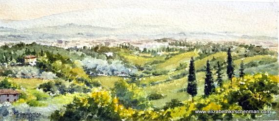 Elizabeth Kirschenman, Trees of Tantafera 2, 2016